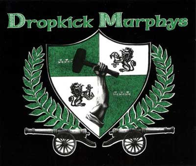 dropkick murphys coat of arms